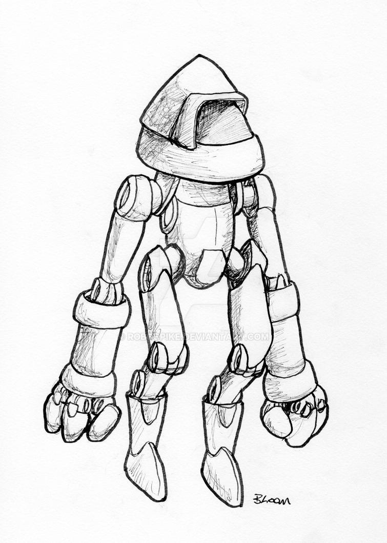 Robot 202 by RoboSpike