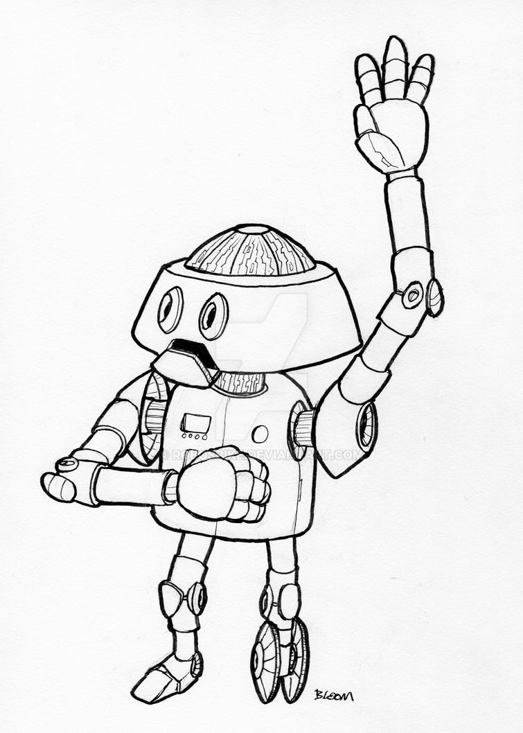 Robot 201 by RoboSpike