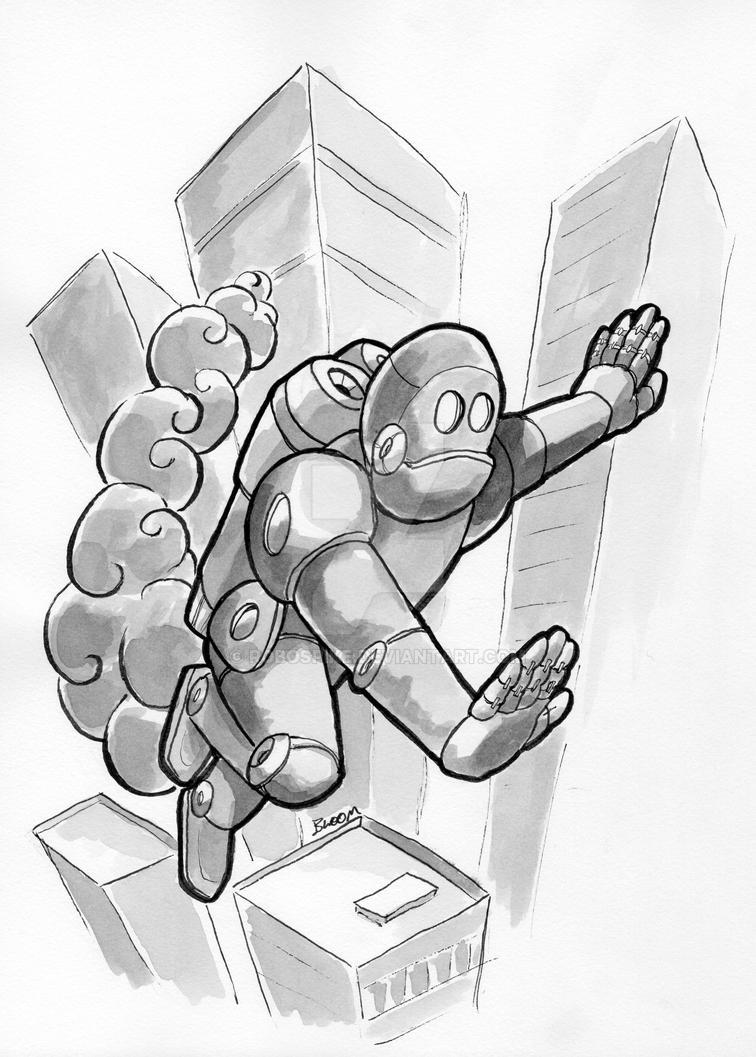 Robot 200 by RoboSpike