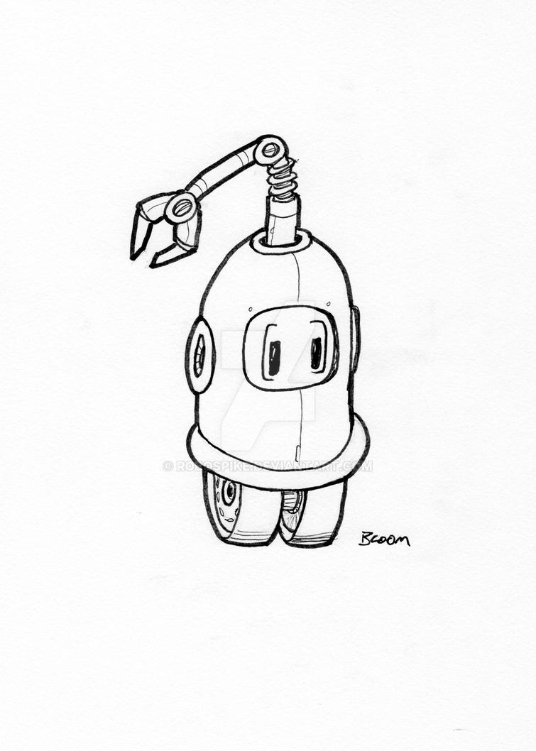 Robot 199 by RoboSpike