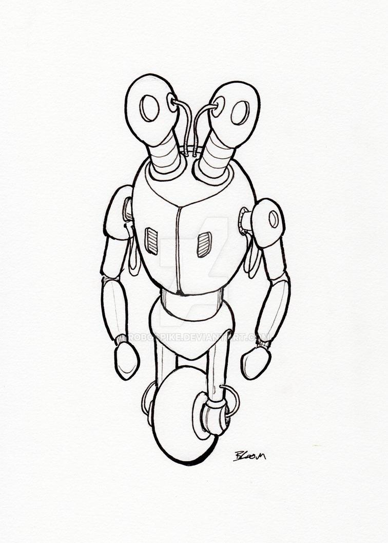 Robot 283 by RoboSpike