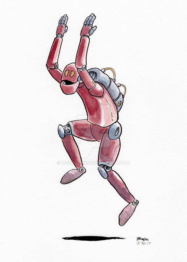 Robot 364 by RoboSpike