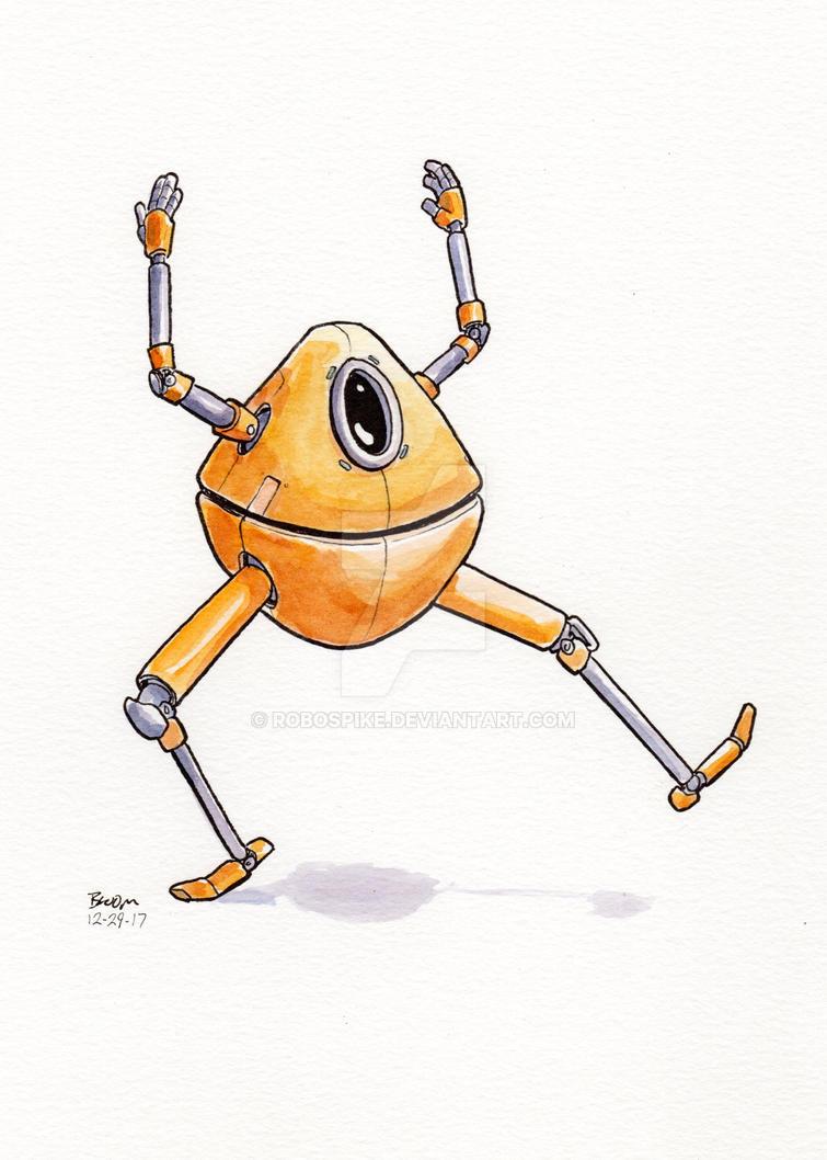 Robot 363 by RoboSpike
