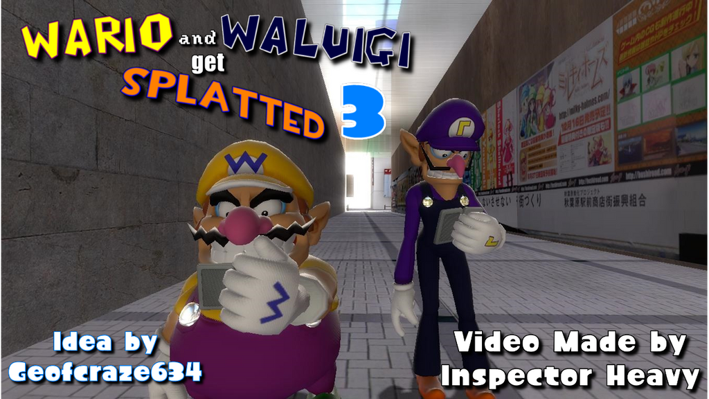 Waluigi Gmod Related Keywords & Suggestions - Waluigi Gmod Long Tail