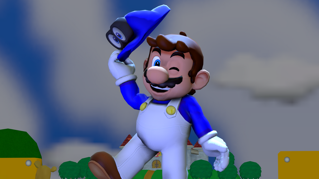 Gmod Mario Odyssey Related Keywords & Suggestions - Gmod