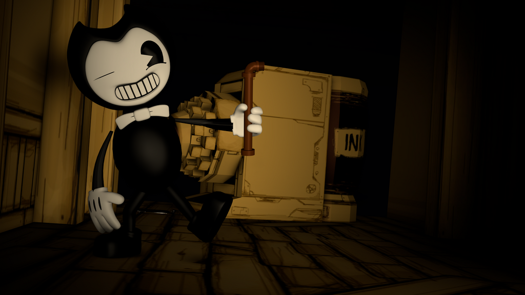 Bendy and the Ink Machine [SFM] by Geoffman275