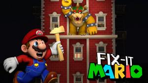 Fix-It Mario [SFM] by OfficialGeofcraze634
