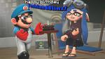 Happy Birthday, YoshiandBlinx! [Splatoon SFM]