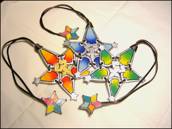 Kingdom Hearts Wayfinders by hikarisama