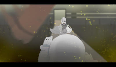 [Fanart] Glitchtale Screenshot 1 by Dynamicow