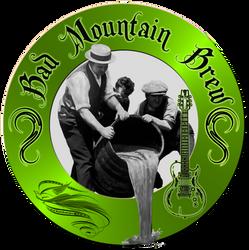 Bad Mountain Brew logo