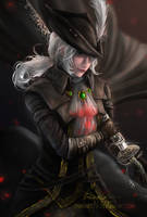 Lady Maria of the Astral Clocktower by EmmaNettip