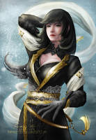Gentiana by EmmaNettip
