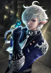 Alphinaud (Final Fantasy XIV)