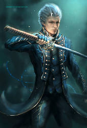 Vergil (Devil May Cry 5)