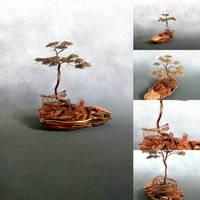 Copper Bonsai  by ryan503