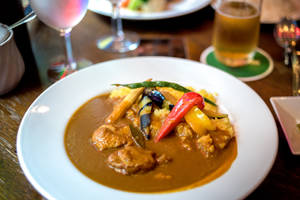 The Curry from Japan by stephane-bdc