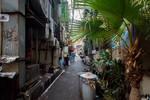 Hidden part of Tokyo