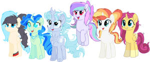 Mlp The Friendship Haven't The Limits