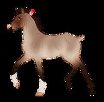 N7132 Padro Foal Design by Mini-Luicifer
