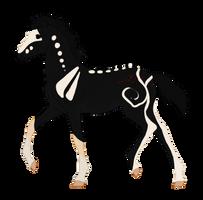 N7383 Padro Foal Design by Mini-Luicifer