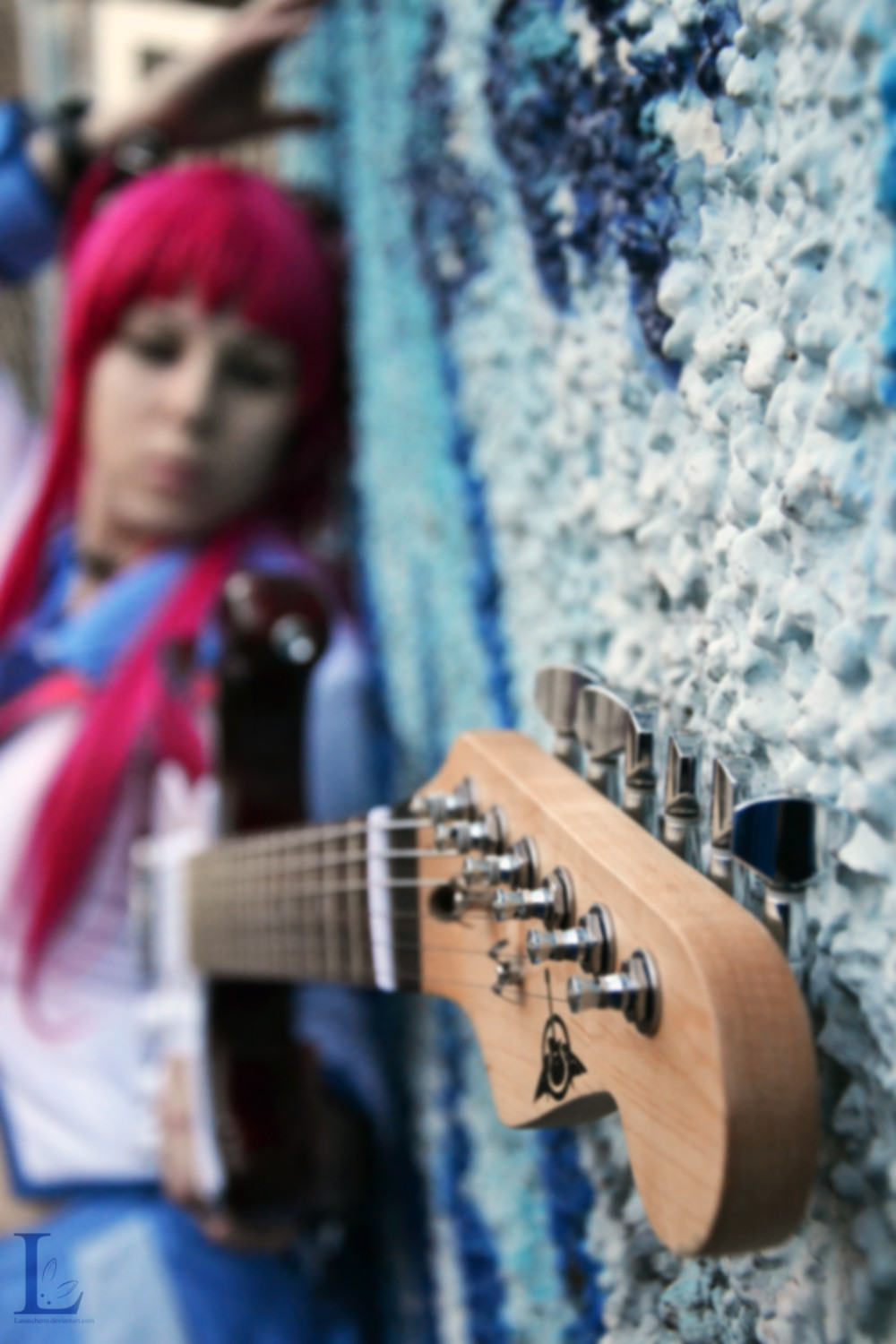 Angel Beats! Cosplay - Yui by K-I-M-I