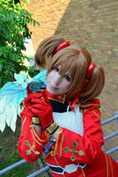 Sword Art Online Silica and Pina Cosplay *NEW* by K-I-M-I