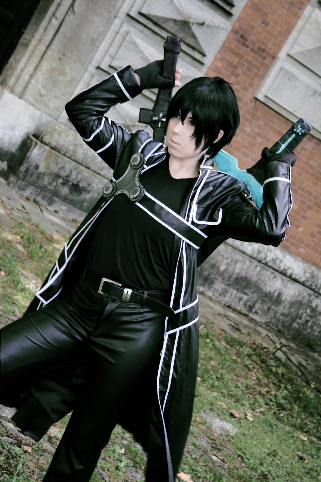 [Cosplay] Sword Art Online Kirito by K-I-M-I on DeviantArt