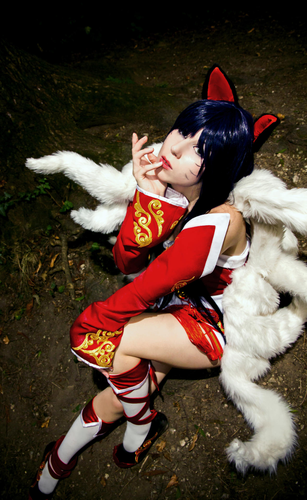 Ahri League Of Legends Cosplay League of legends ahri cosplayAhri League Of Legends Cosplay