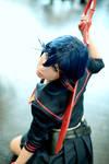 Ryuko Matoi - KILL LA KILL - Cosplay