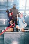 Kill la Kill - Ryuko x Nonon