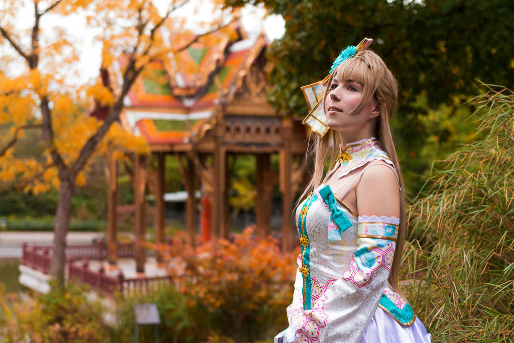 Kotori Minami - Love Live! [Chinese outfit] Cos by K-I-M-I