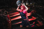 ELFEN LIED COSPLAY - LUCY *NEW*