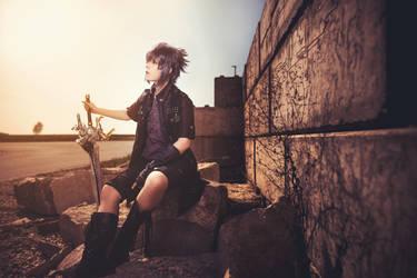 FinalFantasy15 Cosplay - Noctis by K-I-M-I