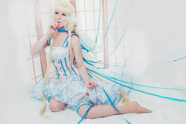 Cute Chii Cosplay ~ CHOBITS ~