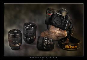 Nikon D70s by alwahab