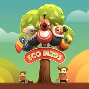 ECO BIRDS Poster v1