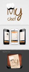 MyChef app re-branding by fReeDoM257