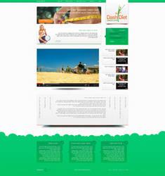 DiatDash Frontpage