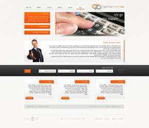 Accountant Homepage by fReeDoM257