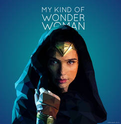 My Kind of Wonder Woman