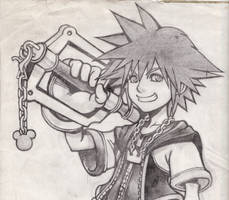 Sora by RobbieMar1