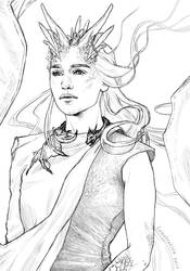 Daenerys // Color the Queen Contest