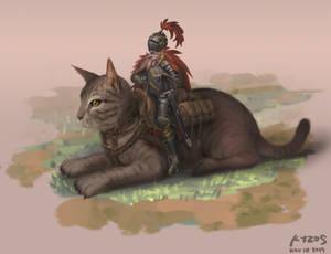 Cat Rider