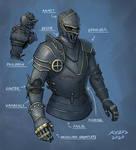 Fantasy Concepts - Armor