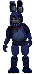 repaired Bonnie by InkSANESS2016