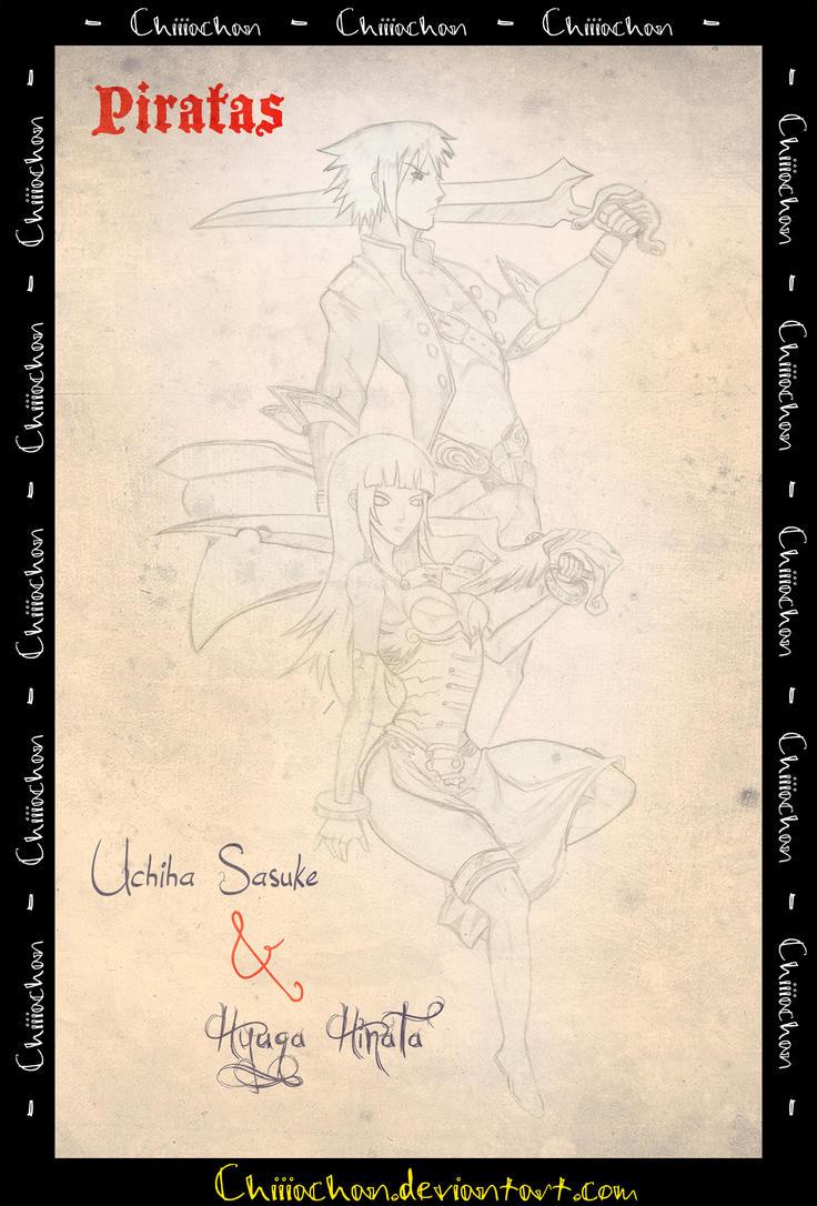 SasuHina-Piratas by Chiiiachan