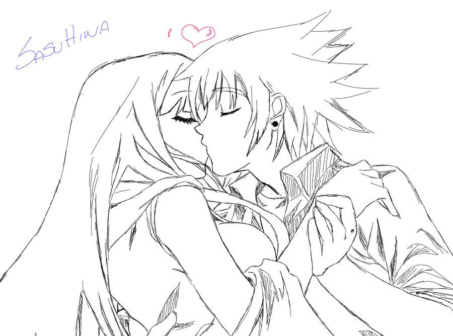 SH longest kiss by Chiiiachan on DeviantArt