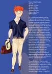 Corps de Ballet Profiles - Chip Back