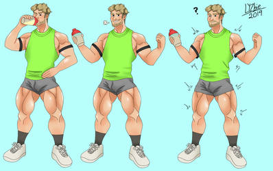 Reverse Muscle Growth Commission Part 1 by LYZbie